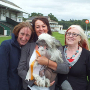 A happy day at Scone Racecourse